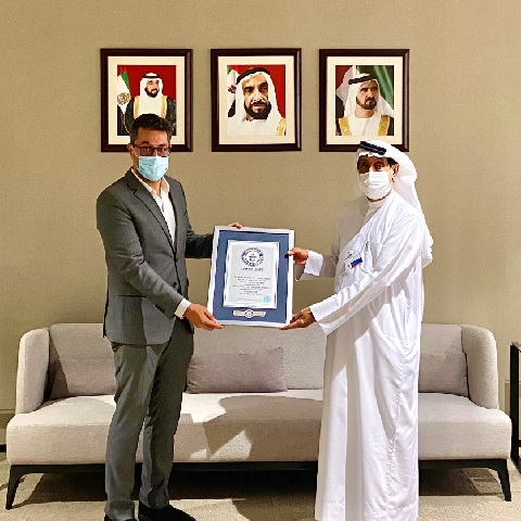 IACAD breaks Guinness Records with the ..