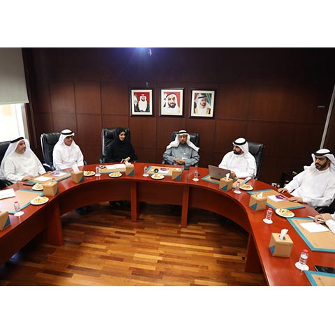 IACAD in Dubai receives a delegation fro