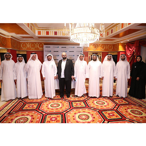 Dubai Islamic honors sponsors and partn..