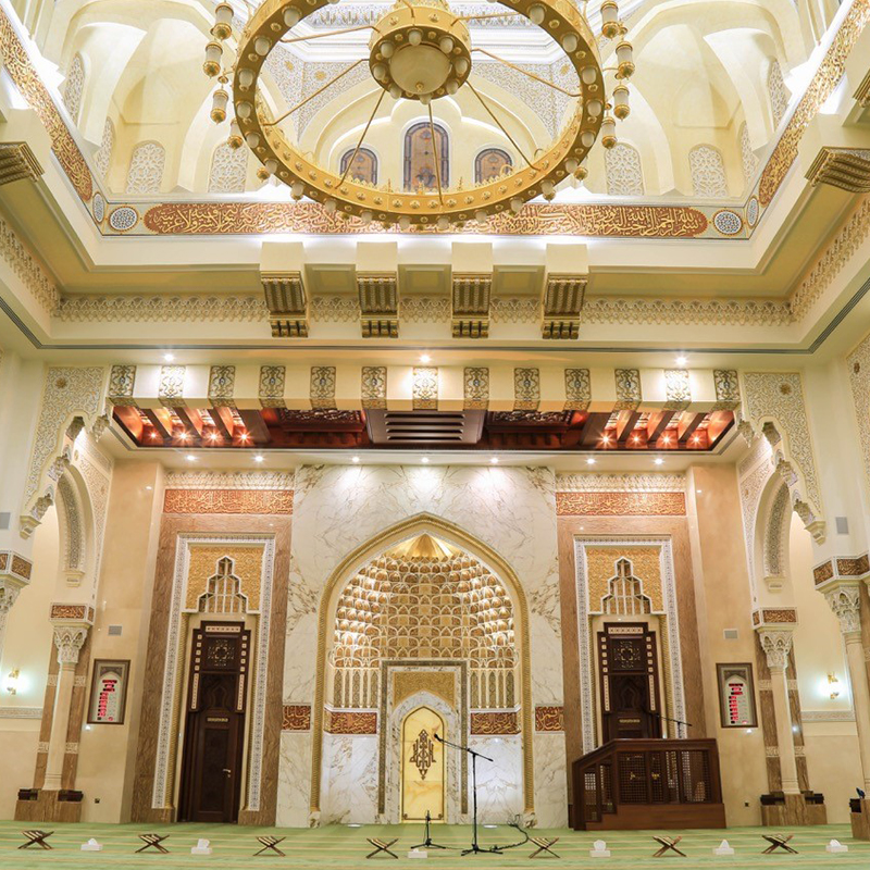 Dubai NOW OPERATES 2,091 MOSQUES..