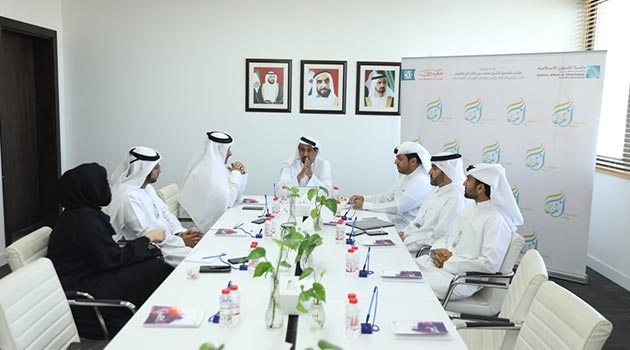 The Supreme Committee for Ramadan in Dubai meets to meet the preparations for the Ramadan season 1441 AH