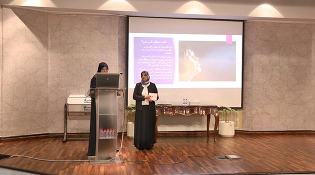 IACAD arranged an awareness lecture on
