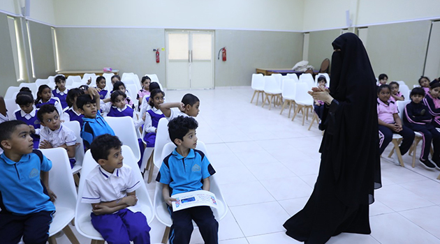 IACAD contributes in religious awareness