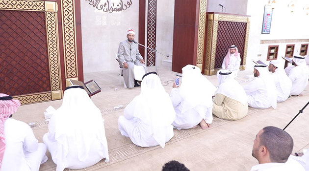 IACAD and Awqaf and Minors Affairs Foundation open (Al Bader Mosque) in Oud Al Matinah 2