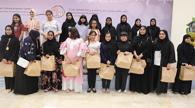 The activities of the summer camp were concluded with the participation of 402 males and females in Princess Haya Bint Al Hussein Centers for Islamic Culture