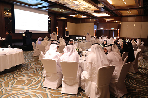 Meeting of senior administrations InterContinental Festival City