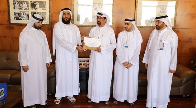 Islamic Dubai honors the official Hajj Mission Committee of the Government of Dubai for 2018