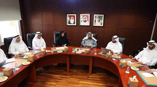 IACAD receives a delegation from the Gen